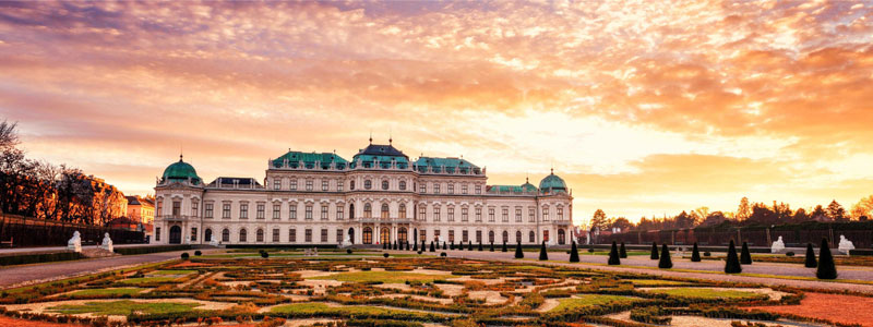 Bellezas de Austria y Baviera