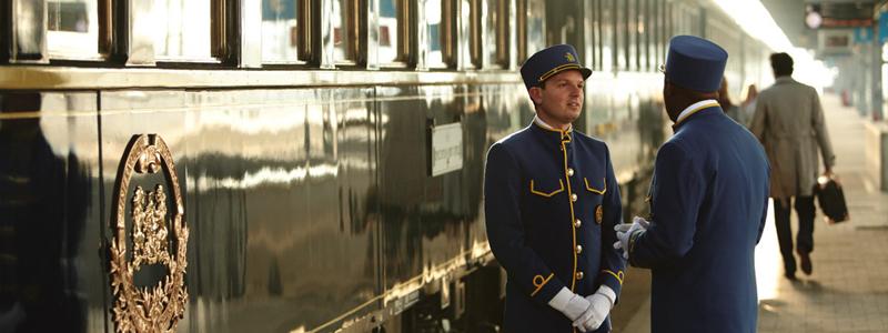 El Lujo de Viajar en Tren